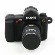 Оригинальная подарочная флешка Present ORIG23-1 4GB (флешка - зеркальный фотоаппарат Sony)