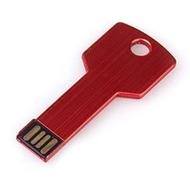Оригинальная подарочная флешка Present ORIG36 08GB Red (ключ-брелок, без блистера)