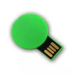 Оригинальная подарочная флешка Present P107 16GB Green (без блистера)