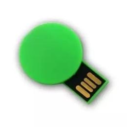 Оригинальная подарочная флешка Present P107 2GB Green