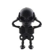 Оригинальная подарочная флешка Present SKL09 08GB (скелет со съемным черепом, без блистера)
