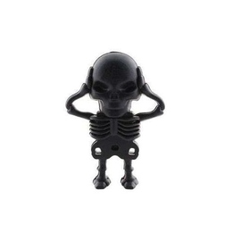 Оригинальная подарочная флешка Present SKL09 32GB (скелет со съемным черепом, без блистера)