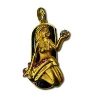 Оригинальная подарочная флешка Present ZODIAC03 04GB (знак зодиака дева на темном фоне, а в руках каменья драгоценные)