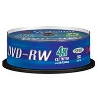 DVD-RW Verbatim Cake Box 25шт (4.7GB, 4x, 43639)