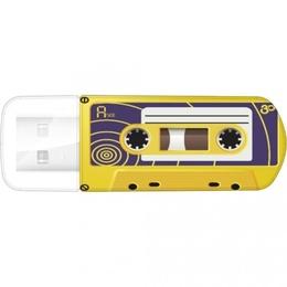 Verbatim Mini Casette Edition 32Гб Yellow