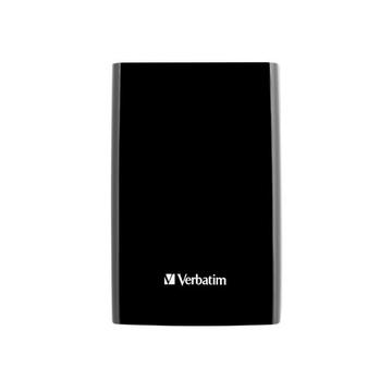 "Внешний жесткий диск 1 TB Verbatim Store""n""Go Slim Black (2.5"""", USB3.0/2.0, 53023)"