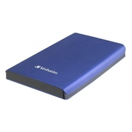 "Внешний жесткий диск 500 gb Verbatim Store ""n"" Go Blue (2.5"", USB3.0, 53172)"