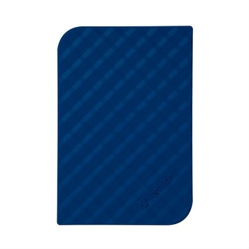 "Внешний жесткий диск 1 TB Verbatim Store ""n"" Go Style Blue (2.5"""", USB3.0, 53200)"