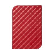 "Внешний жесткий диск 1 TB Verbatim Store ""n"" Go Style Red (2.5"""", USB3.0, 53203)"