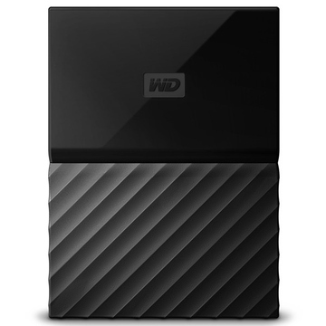 """Внешний жесткий диск 1 TB Western Digital My Passport EXT Black (2.5"""", USB2.0/3.0)"""