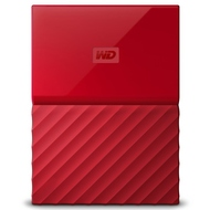 "Внешний жесткий диск 1 TB Western Digital My Passport EXT Red (2.5"", USB2.0/3.0)"