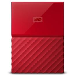 """Внешний жесткий диск 1 TB Western Digital My Passport EXT Red (2.5"""", USB2.0/3.0)"""