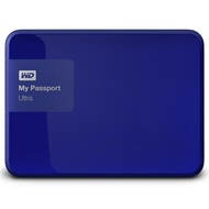 "Внешний жесткий диск 500 gb Western Digital My Passport Ultra Blue New (2.5"", USB2.0/3.0)"