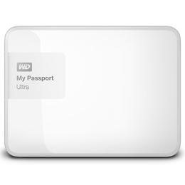 "Внешний жесткий диск 2Тб Western Digital My Passport Ultra White New (2.5"", USB2.0/3.0)"