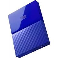 """Внешний жесткий диск 2Тб Western Digital My Passport EXT Blue (2.5"""", USB2.0/3.0)"""