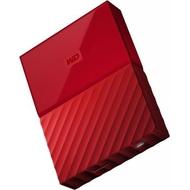 """Внешний жесткий диск 2Тб Western Digital My Passport EXT Red (2.5"""", USB2.0/3.0)"""