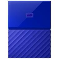 """Внешний жесткий диск 4 тб Western Digital My Passport EXT Blue (2.5"""", USB2.0/3.0)"""