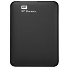 "Внешний жесткий диск 1 TB Western Digital Elements Portable Drive Black (2.5"", USB3.0)"