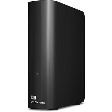 """Внешний жесткий диск 3 Тб Western Digital Elements Black (3.5"""""""", USB3.0)"""