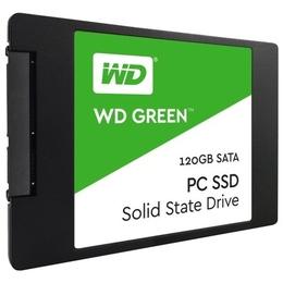 Твердотельный накопитель SSD Western Digital 120GB Green