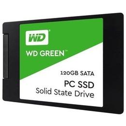 Твердотельный накопитель SSD Western Digital 120GB Green G2