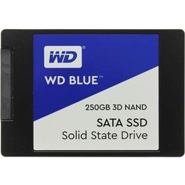 Твердотельный накопитель SSD Western Digital 250GB Blue G2