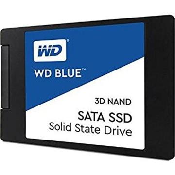 Твердотельный накопитель SSD Western Digital 500GB Blue G2