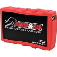 Мобильное пуско-зарядное устройство Whistler Jump and Go (встроенный аккумулятор 33300 мВт/ч)