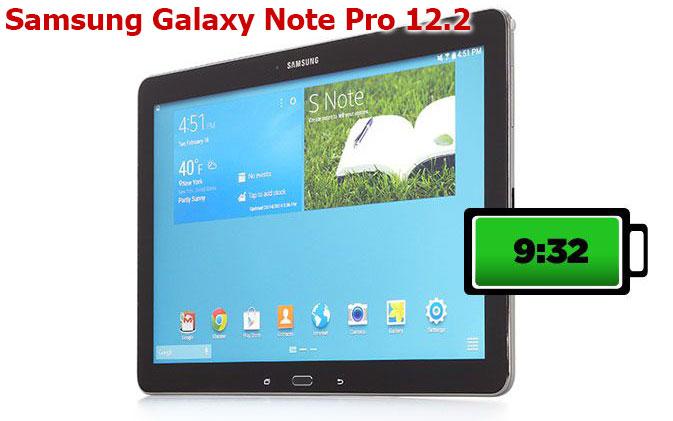 Samsung Galaxy Note Pro 12 Bc Bf Bb