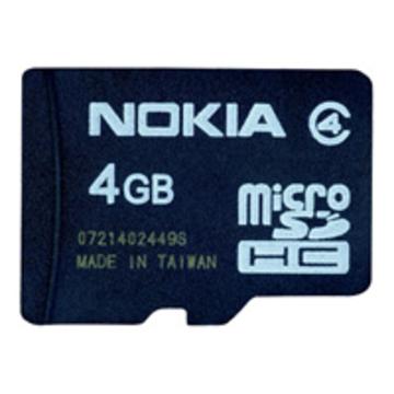 MicroSDHC 04Гб Nokia MU-41 (Euro 11)