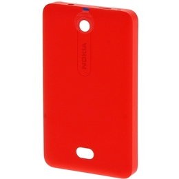 Крышка задняя Nokia CC-3070 Red (для Nokia Asha 501)