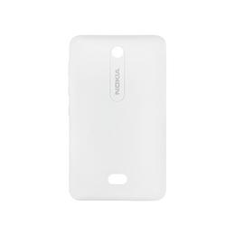 Крышка задняя Nokia CC-3070 White (для Nokia Asha 501)