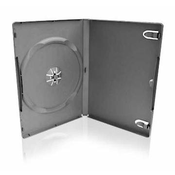 Коробка DVD-Box Black (14мм, 100шт. в упаковке)