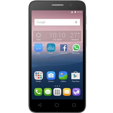 Alcatel 5054D One Touch POP 3 5.5 Black White