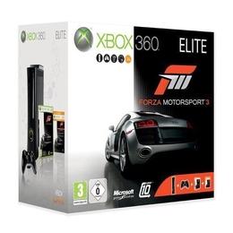 Microsoft Xbox 360 Elite (игра Forza Motor Sport 3, 52V-00129)
