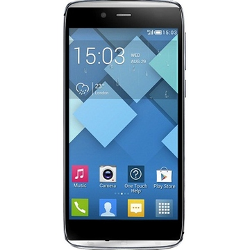 Alcatel 6032X OneTouch Idol Alpha Dark Grey