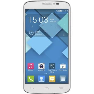 Alcatel 7041D One Touch POP C7 White