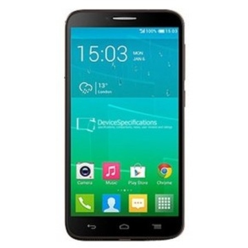 Alcatel 7045Y One Touch POP S7 Black Pure White