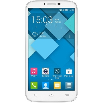 Alcatel 7047D One Touch POP C9 White