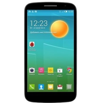 Alcatel 7050Y One Touch POP S9 LTE Black Dark Chocolate