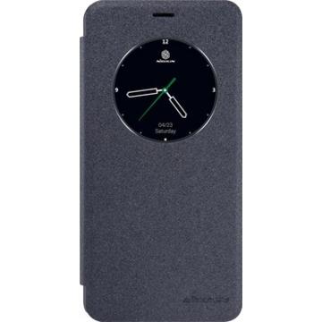 Чехол Nillkin Flip Cover Black (для Meizu M3e)