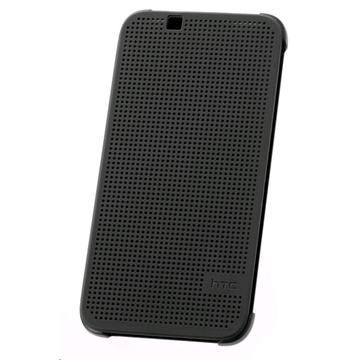 Чехол HTC HC M130 Dot View Flip Black (для HTC Desire 510)