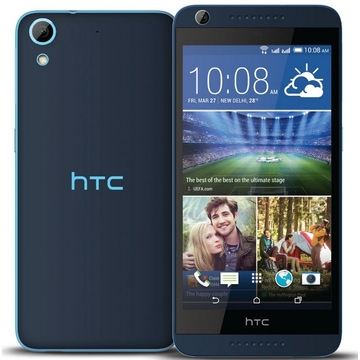 HTC Desire 626G Navy Blue Vivid Blue