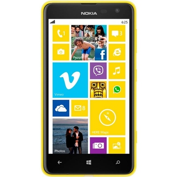Nokia Lumia 625 Yellow