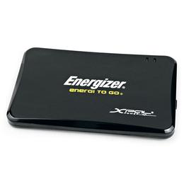 Портативный аккумулятор Energizer XP1000 (1000mAh, адаптеры 30pin/microUSB/miniUSB/Nokia 2mm)