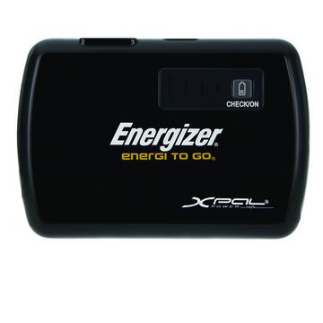 Портативный аккумулятор Energizer XP2000 (2000mAh, адаптеры 30pin/microUSB/miniUSB/Nokia 2mm/LG/Samsung)
