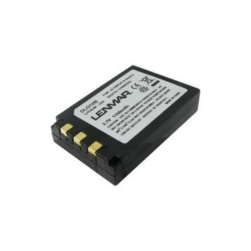 Lenmar DLO10B (аналог аккумулятора Olympus Li-10B/12B, 3.7V, 1100mAh]