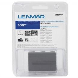 Lenmar DLS500H (аналог аккумулятора Sony NP-FM500H , 7.2V, 1650mAh]