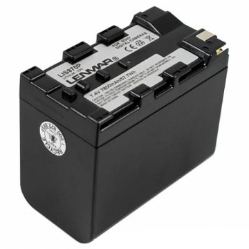 Lenmar LIS970P (аналог аккумулятора Sony NP-F970, 7.2V, 7800mAh]