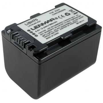 Lenmar LISH70 (аналог аккумулятора Sony NP-FH70, 6.8V, 1220mAh]